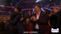 AMA全美音乐奖颁奖礼:最佳新艺人奖项 Niall Horan