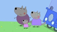 小猪佩奇 第五季 佩奇一家有了新邻居原来是小狼一家