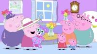 小猪佩奇 第五季 佩奇送给猪爷爷和猪奶奶的礼物,它们好喜欢