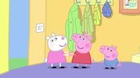 小豬佩奇最好的朋友原來是小羊蘇西