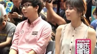 胡夏 赵慧仙首次搭档 期待戏中擦出爱的火花 120801