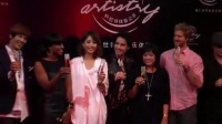 轩尼诗音乐盛典举办发布会 A-Lin希望广州观众认识自己 111210