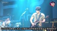 韩组合FTIsland上海行 李弘基带病开唱感动歌迷