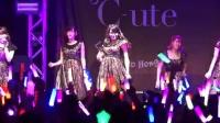 日本女团°C-ute香港开唱 露脐性感登场 160522