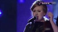 歌手阿黛尔90分钟演出 飙33次脏话引发争议 160628