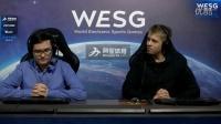 WESG 2016 美洲总决赛 星际争霸2项目 Chammy vs Neeb 10.21