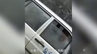 教练车被指疑似玩车内运动 校方称两恋人学员车内聊天 161130