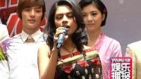 《声动亚洲》亚洲赛盛大启动 小野丽莎 李珉宇为新人指点迷津 120822