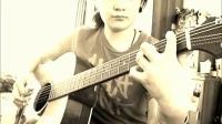 吉他指弹<追><生日快乐> 哥哥生日快乐