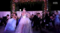 [拍客]史上最强婚礼舞蹈南京ishow惠子性感鼻血携伴郎伴娘大跳江南style