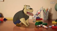 《功夫兔与菜包狗》第一季角色预告片