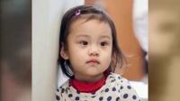 李小璐8岁挂历照曝光 终于知道甜馨长得随谁了 160717