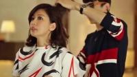贾静雯和女儿穿婚纱摆拍 高颜值上镜秒杀大片 160720