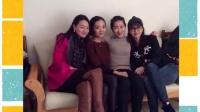 刘诗诗与同学相聚旧照曝光 气质出众最年轻 160726