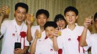 胡歌青涩旧照曝光 网友赞:从小帅到大的美男子 160802