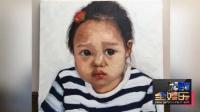 孙俪首曝小花妹妹肖像画 好像把小花给画胖了 160814