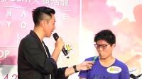 为女友容祖儿打气 刘浩龙:做我本份逗她开心 160411