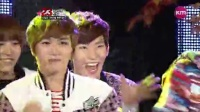 偶像万万岁 韩国首尔 Mnet Music Triangle现场版