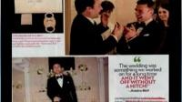 贾斯汀·汀布莱克婚礼照片抢先看