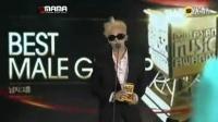 最佳男子组合获奖2012MAMA颁奖典礼 BigBang