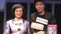 邓玉华与金霖联手拍摄MV 重现经典红歌《映山红》121212