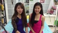 台湾双胞胎姐妹花推荐《姜涞在说》六一见!