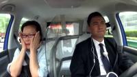 黄磊司机体验接待女乘客状况连连最后净赚200元 150628 极限挑战