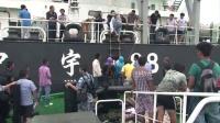 《舰在亚丁湾》拍摄花絮战风斗浪