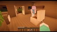 我的世界Minecraft【大橙子X五歌】双人解谜-神秘车票