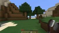 我的世界Minecraft【大橙子】1.8领域服第2集-五歌逃离光棍岛