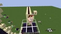我的世界Minecraft☆明月庄主☆超好用高速弹射电梯