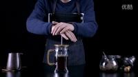 磨一磨,压一压,咖啡竟然就做好了!