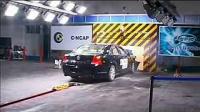通用别克—林荫大道C-NCAP碰撞试验报道