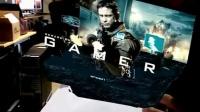 9月科幻动作片《真人游戏》特色海报宣传