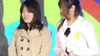 2012成人礼盛典发布会北京启动 何炅分享18岁经历 120329