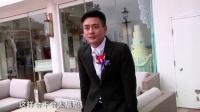 """萧正楠黄翠如新戏""""大婚"""" 黄宗泽曝料与新娘热吻 160204"""