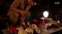 野外椰子煎饼