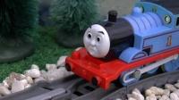托马斯和他的朋友们:穿越恐怖树林 托马斯发现真相 Thomas & Friends 托马斯小火车 玩具