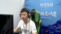 WESG2017 中国总决赛 SC2 B组 Top vs TIME