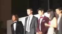 三国型男驾到《伴雨行》韩国首映式