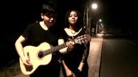 【优酷牛人】吉他弹唱  月亮代表我的心(郝浩涵和伊莎)