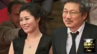 韩国女星戛纳低胸露沟博人眼球   《在异国》剧组成员戛纳红毯亮相