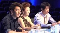 陈羽凡客串选手粉丝 叶蓓即兴哼唱林依轮敲桌伴奏 120614
