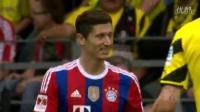 2014年德国超级杯集锦:多特蒙德成功夺冠