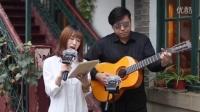【郝浩涵梦工厂】吉他弹唱 ひとり上手---漫步人生路(本期搭档:松叶婷)