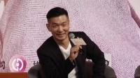 """作家落落拍戏当导演郭敬明来""""撑腰"""" 151016"""