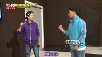 Runningman 20151025 王鼻子进迷宫遭埋伏