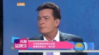 """艾滋男星曝光拒认纵欲 曝遭勒索百万""""掩口费"""" 151118"""