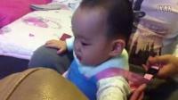 贲恩泽小朋友1周岁倒数第5天之学步玩耍篇