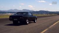 雪佛兰C6科尔维特试驾!引擎改装版!